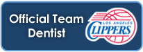clippers team dentist logo